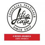 4 Roses espresso Káva 1KG