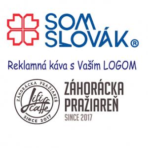 Som Slovák Reklamná Káva s Vaším Firemným Logom