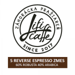 Reverse espresso Káva 250g